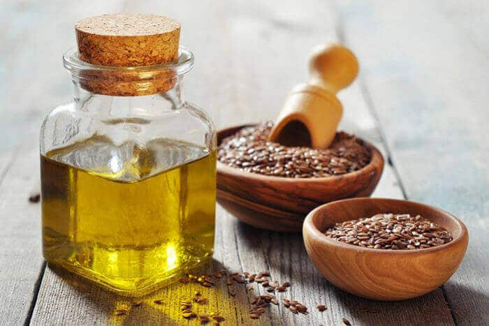 Льняное масло помогает от запоров