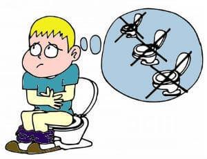 Интоксикация организма при запоре у взрослых