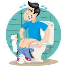 Симптомы трех недельного запора