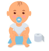 Запор три недели у ребенка