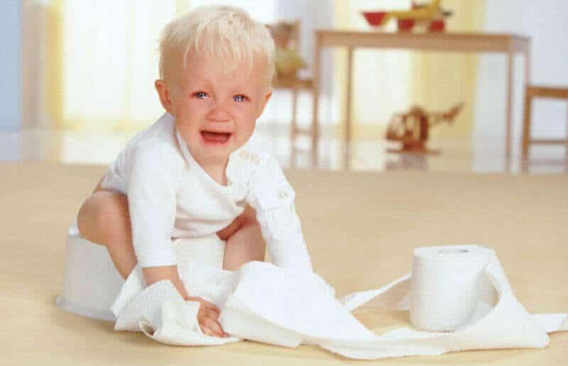 Запор у ребенка 1 года что делать