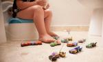 Запор у ребенка 2 года