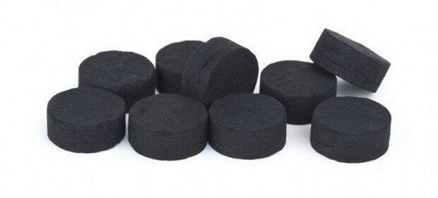 активированный уголь при запоре
