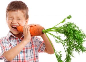 рацион питания запоре ребенка