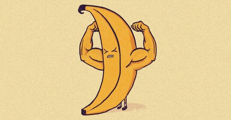 Бананы вызывают запор?
