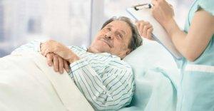 Запор у лежачего больного