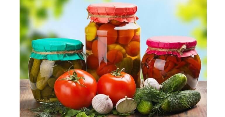 Консервированные овощи при запоре