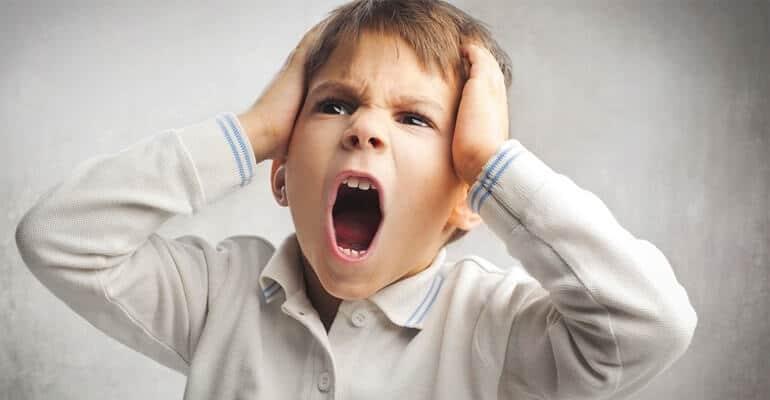 психосоматика запора у маленького ребенка
