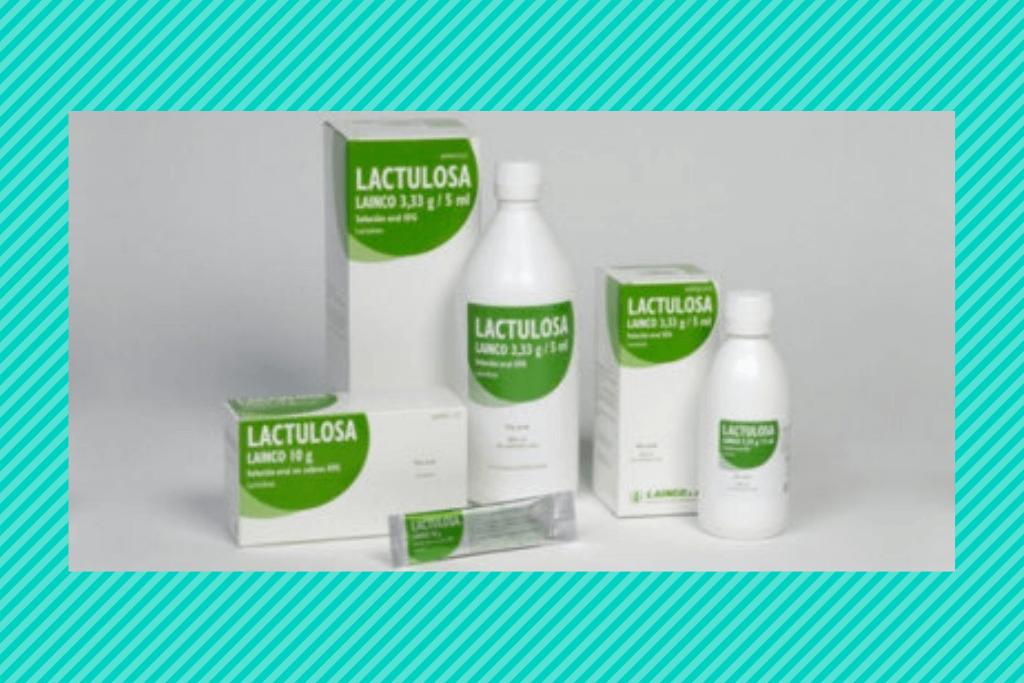 лактулоза
