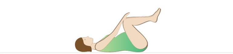 простые упражнения от запоров при беременности